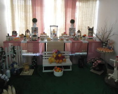 Festa Cocoric� Fazendinha - decora��o