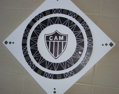 Quadro Clube Atletico Mineiro