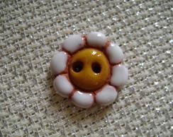Bot�o - Florzinha mini