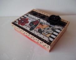 Caixa de Bijuterias Charmosa