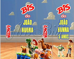 Rotulo Bis Toy Story