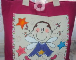 ECO BAG DE LONA COLORIDA