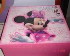 Caixa Minnie