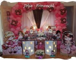 Decora��o de Festa Jolie Proven�al
