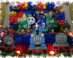 Decora��o de Festa Thomas e seus amigos