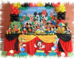 Decora��o de Festa Mickey e sua turma