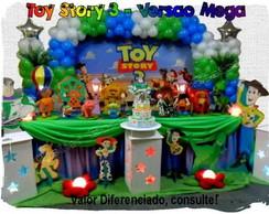 Decora��o de festa Toy Story