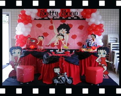 decora��o de festa Betty Boop - teen