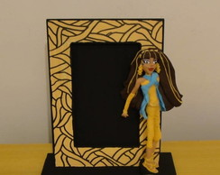 Porta Retrato Monster High - Cleo