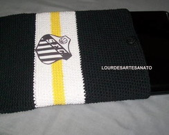 CAPA NOTEBOOK CROCHE