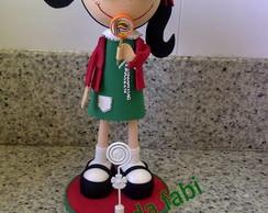 boneca chiquinha eva 3d