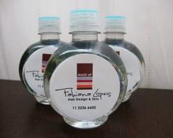 Agua personalizada para empresa