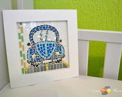 Mosaico Quadro Infantil