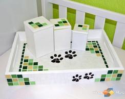 Mosaico Bandeja Infantil
