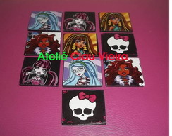 JOGO DA MEM�RIA MONSTER HIGH