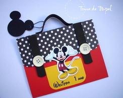 Mickey + Tag + Marcador de P�ginas