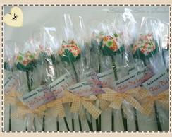 lembrancinhas tulipas aromatizadas