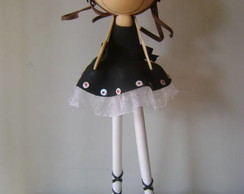 Magrela bailarina