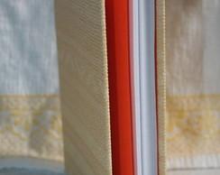 Caderninho Laranja