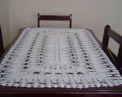 Caminho de mesa Renda Branca AV004