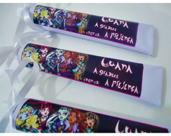 BISNAGA PERSONALIZADA MONSTER HIGH!!!!