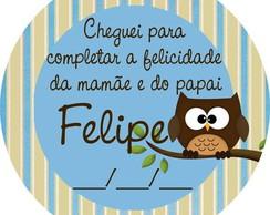 Tag Corujinha Nascimento