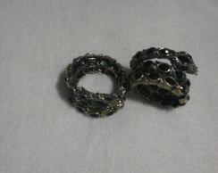 Bracelete de cobra.