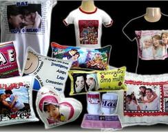 Camisetas personalizadas com Fotos