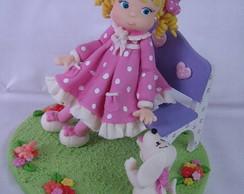 Topo de bolo infantil