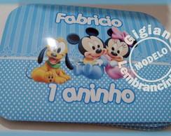 Marmitinhas Personalizadas Mickey Baby