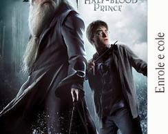 R�tulo para Bisnaga Harry Potter