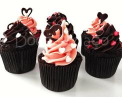 Cupcakes Rom�nticos