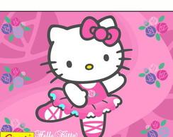 R�tulo para Batom Hello Kitty