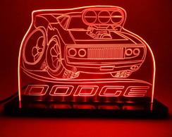 Lumin�ria Personalizada Dodge