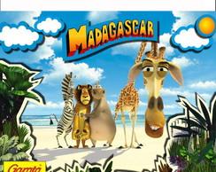 R�tulo para Batom Madagascar