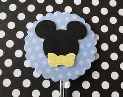 MM3 - Topper Cupcake Mickey