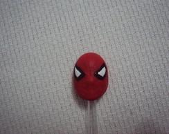 Colher para brigadeiro - Homem Aranha!!!