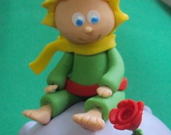 Pequeno Pr�ncipe no Aster�ide - biscuit!