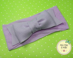 Faixa de meia de seda