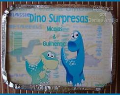 Marmitinha Dinossauro