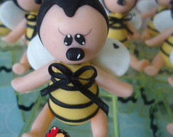 caixinha acr�lica abelhinha