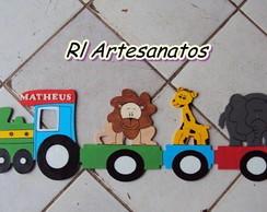 Trenzinho do Safari