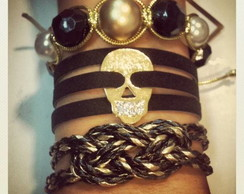 Mix Janes G. Skull & Gold