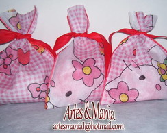 12 Sacolas de TNT - Hello Kitty