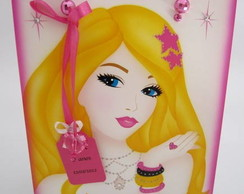 Cesta Barbie Moda e Magia