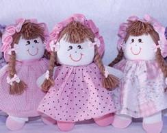 boneca menina Mine Ana nicho lembran�as
