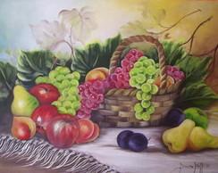 Tela de Frutas