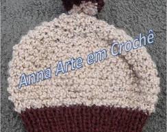 Gorro Cupcake infantil