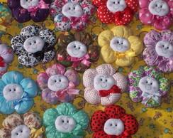 Chaveiro flor