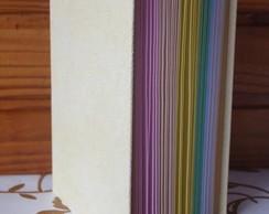Cadernos coloridos